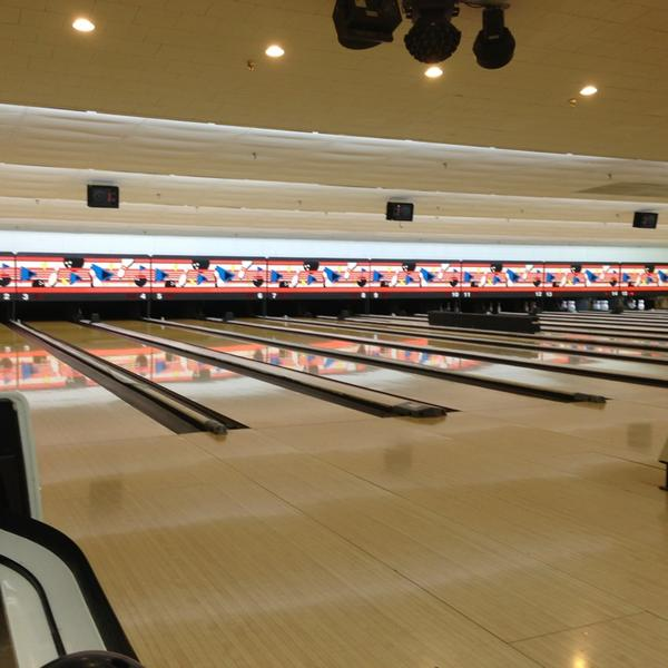 Bowling Alleys In Passaic County